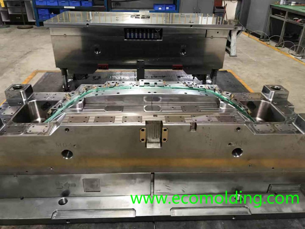 injection mold price