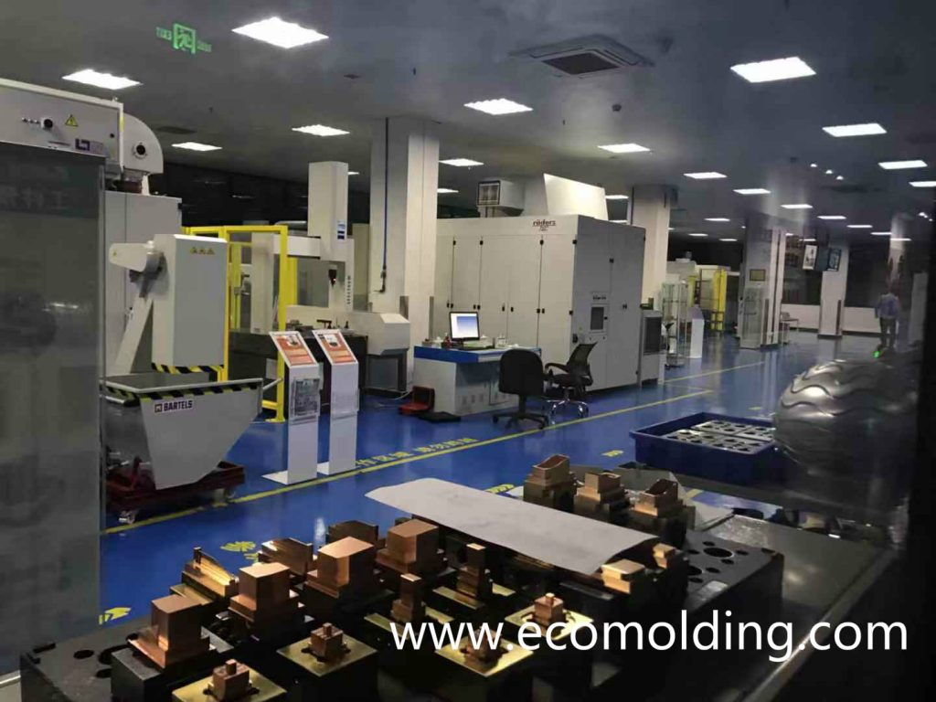 turnkey mold maker in China