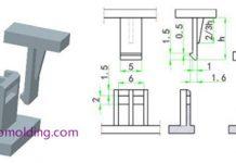 plastic snap fit joint design