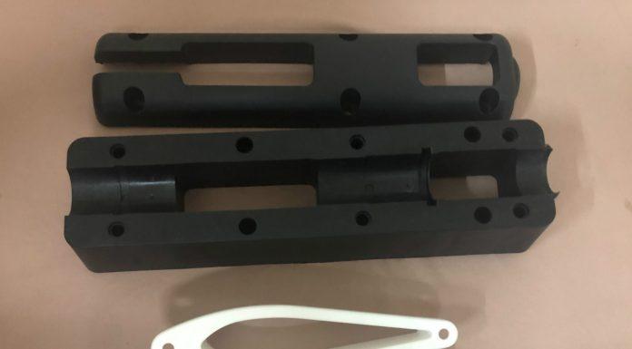 Nylon PA plastic injection molding