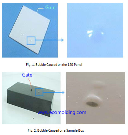 Molding Defects Plastic Molding Defects Manufacturers
