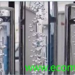 air bubbles injection molding defects