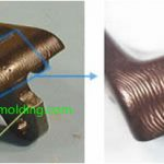 flow mark injection molding defect