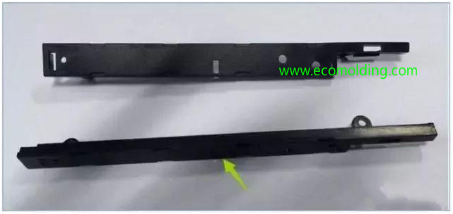 warpage injection molding defects