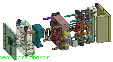 plastic injection mold design